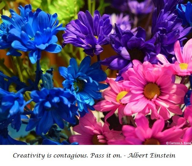 CreativityIsContagiousPassItOn_AlbertEinstein2